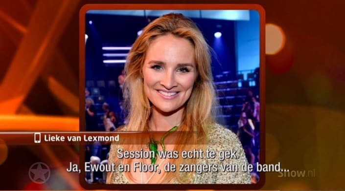 Lieke van Lexmond over SESSION